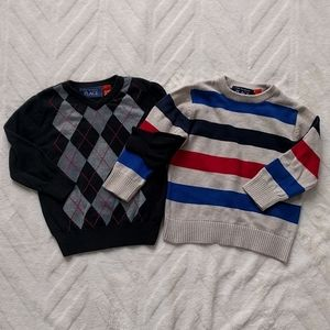 Baby Boys 12-18 M sweaters Bundle